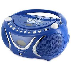 RADIO CD CASSETTE 477132 Radio - Lecteur CD - MP3 Portable Square av