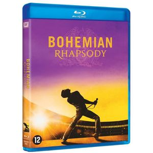 BLU-RAY FILM Bohemian Rhapsody [Blu Ray]