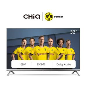 Téléviseur LED CHiQ L32D5T Smart TV 32'' Full HD 1920x1080 - LEDT