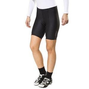 Short de cyclisme rembourr/é pour hommes 4D Short de compression pour v/élo /à s/échage rapide respirant