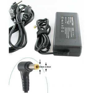 CHARGEUR 65W PACKARD BELL EASYNOTE R3450