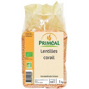 LENTILLES DE CONTACT PRIMEAL - LENTILLES CORAIL 1000