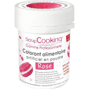 colorant alimentaire colorant alimentaire artificiel rose scrapco - Colorant Alimentaire Poudre