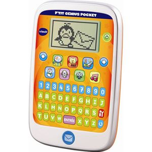TABLETTE ENFANT VTECH P'tit Genius Pocket tablette