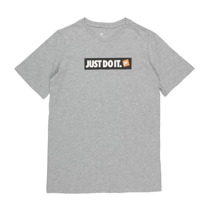 nike t-shirt garcon