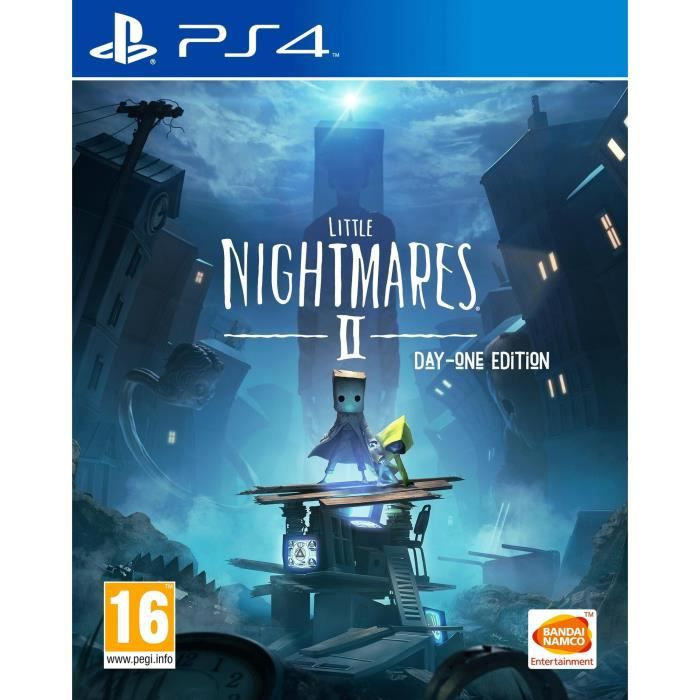 Little Nightmares 2 [PS4] : day-on |