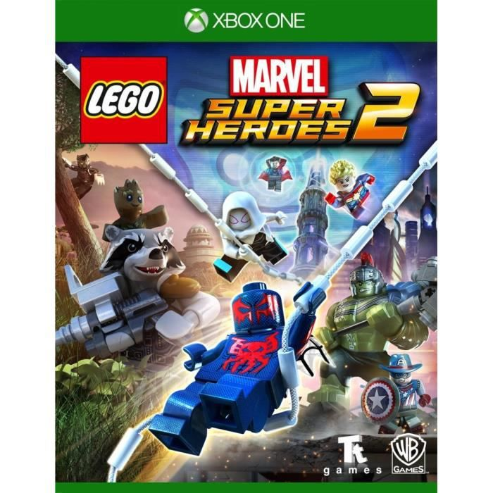 Lego Marvel Super HerŒs 2 Jeu Xbox One