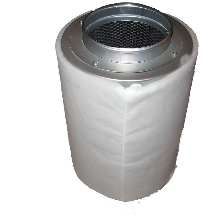Filtre à charbon 125mm 400m3-H