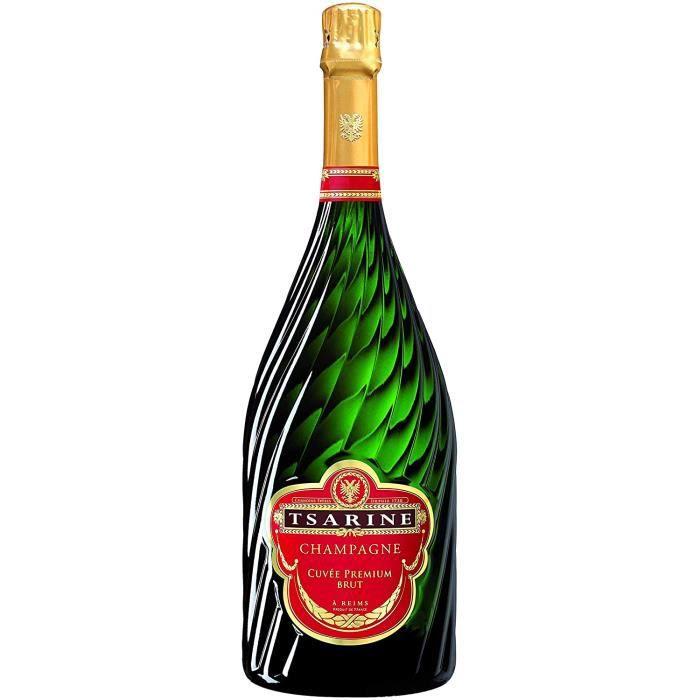 Champagne Tsarine - Cuvée Premium Brut – 150 cl
