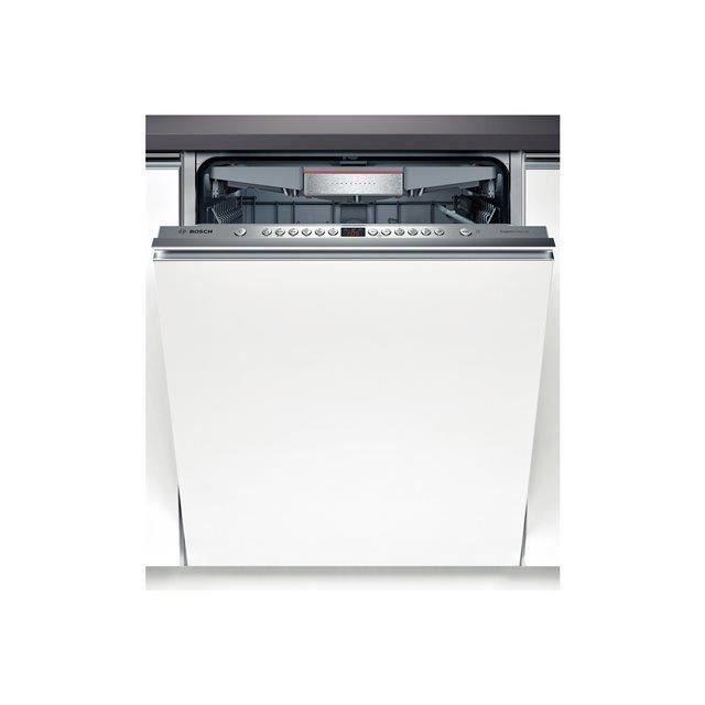 BOSCH SMV69N70EU - Lave-vaisselle tout intégrable - 14 couverts - 42dB - A+++ - Larg. 59,8cm