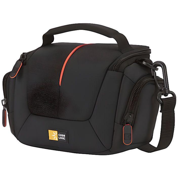 CASE LOGIC DCB305K Housse nylon pour appareil photo, caméra et bridge - Noir