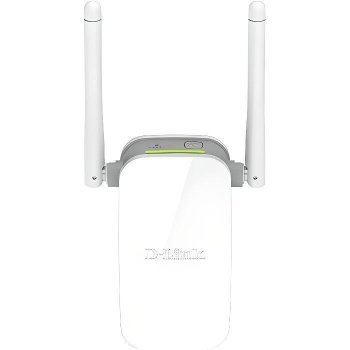 D-LINK Répéteur WiFi N300 - Avec antennes externes