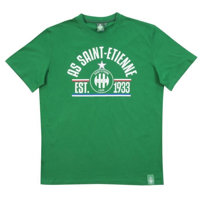 T-shirt ASSE - Collection officielle AS SAINT ETIENNE