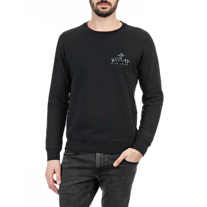 Replay Sweatshirt Homme M3243.000.23040P-397