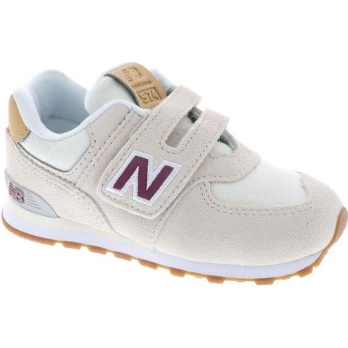 New Balance Garçon baskets en couleur Beige - Taille 33