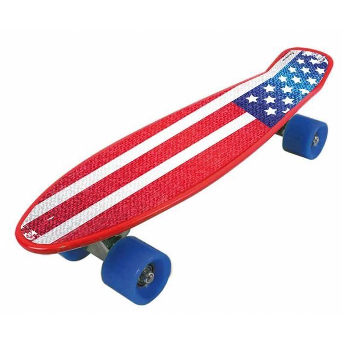 Skateboard Freedom Pro USA Flag Nextreme GRG-013
