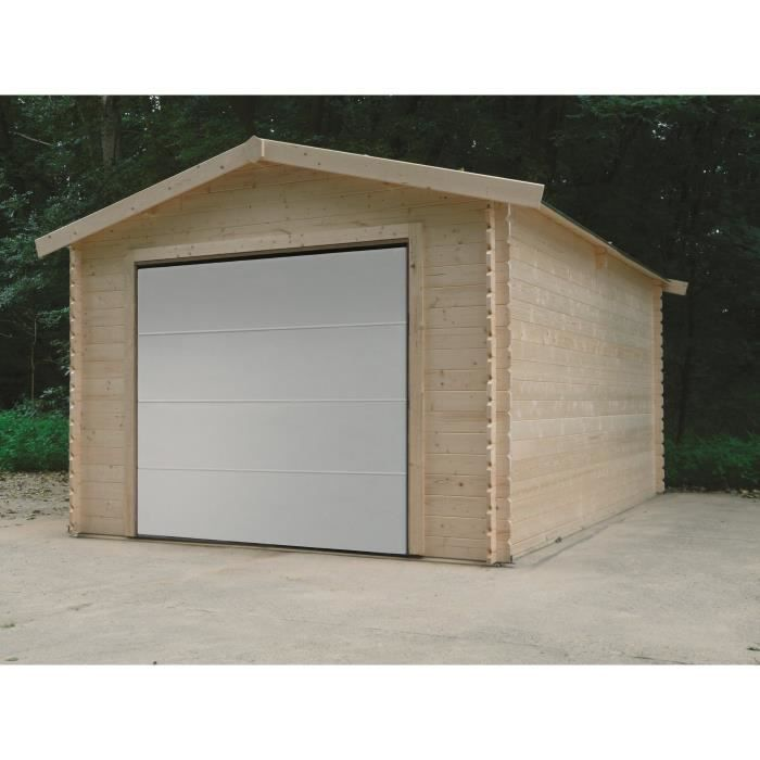 SOLID Garage Traditional 358x508cm - 28mm