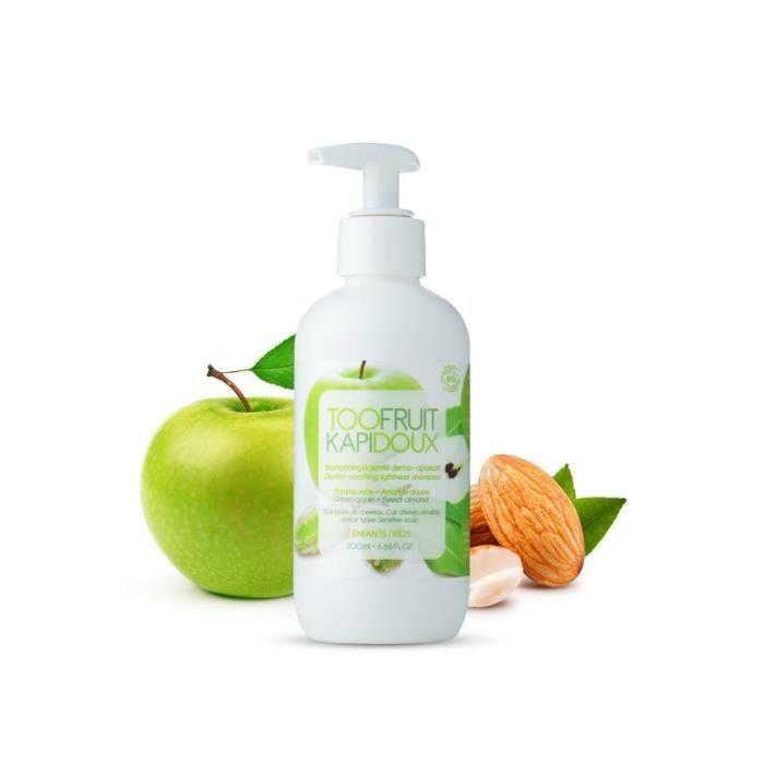 Shampoing dérmo apaisant Pomme / Aloé-vera
