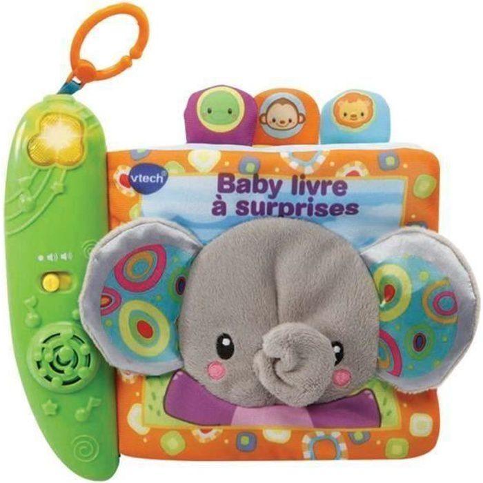 VTECH BABY - Livre à Surprises