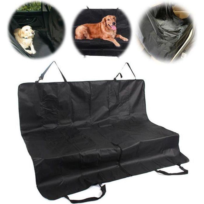 housse tapis de animaux Étanche pour arrière siège de voiture 142x132cm--YY