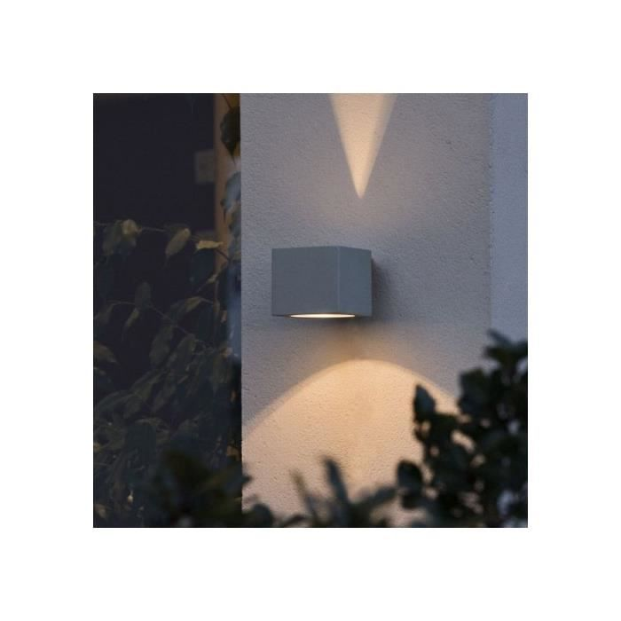 lampe exterieure design cube achat vente lampe exterieure design cube cdiscount. Black Bedroom Furniture Sets. Home Design Ideas