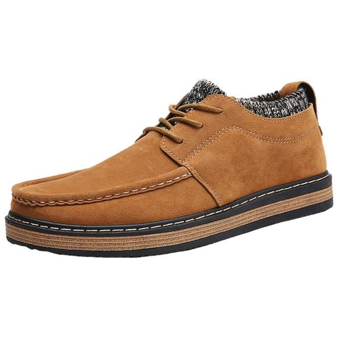 Sneakers Homme Marque De Luxe Poids Léger Antidérapant 2017 Sneaker Poids Léger Confortable Chaussure Grande Taille 39-44 51AClMoNra