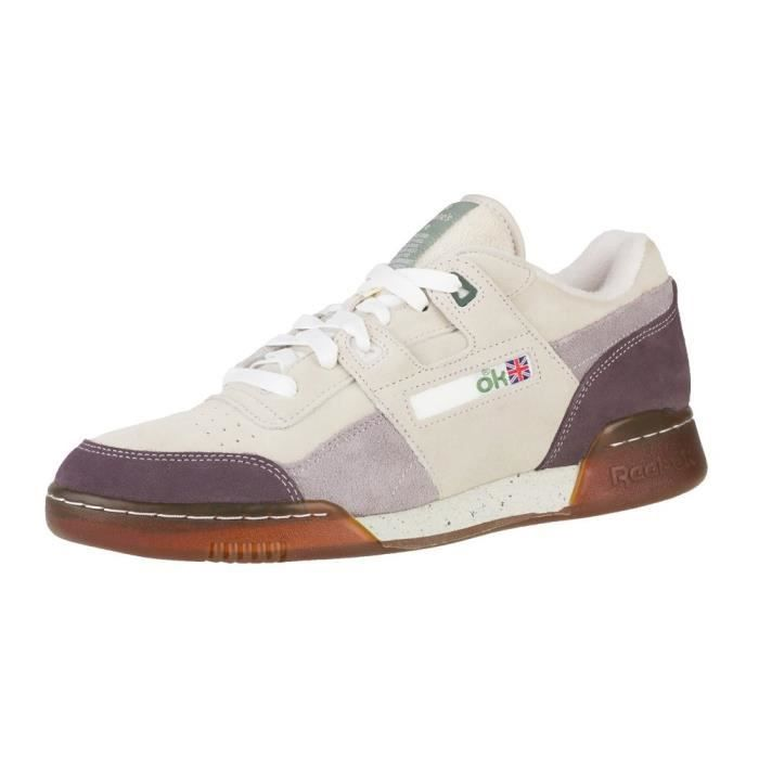 Chaussures Reebok GS Workout LO Plus