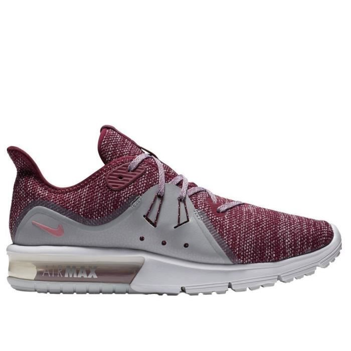 new arrival 69049 6747a CHAUSSURES DE RUNNING Nike Femmes Air Max Sequent 3 course à pied Z8QX8