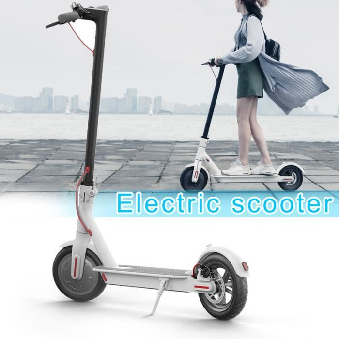 Original Xiaomi M365 500w Trottinette électrique Pliable Portable Scooter électrique Ultraléger Cdiscount Auto