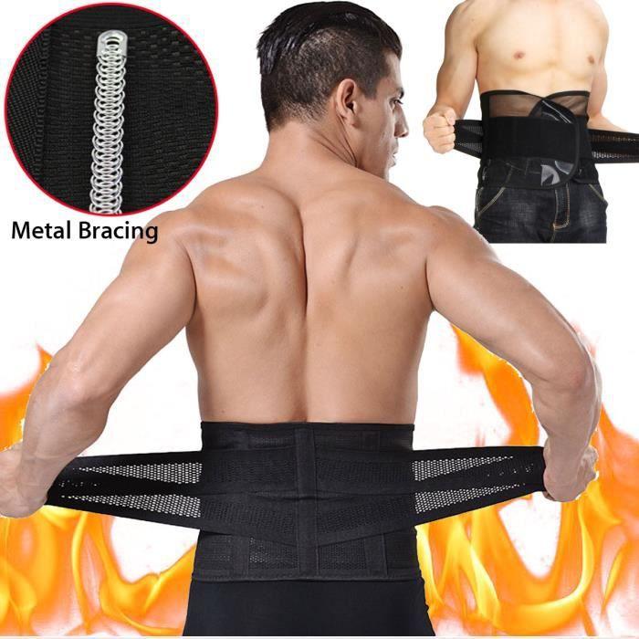 ceinture lombaire et perte de poids
