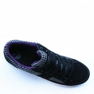 OSIRIS Dividend Black charcoal purple (Sample modèle exposit