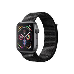 MONTRE CONNECTÉE Apple Watch Series 4 (GPS) 44 mm espace gris en al