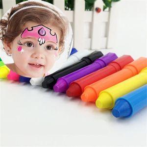 MATERIEL ENTRETIEN Peinture visage Sticks Ensemble crayon lavable Twi