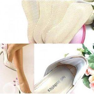 TALONNETTE 2Pcs Talonnettes pour Chaussures Talon Protection