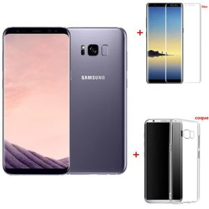 SMARTPHONE RECOND. Samsung Galaxy S8 G950F 64GO Orchidée version Euro