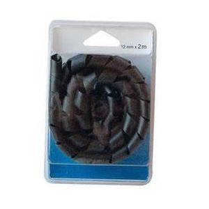 CÂBLE - FIL - GAINE Gaine spiralee 6mm x 5m