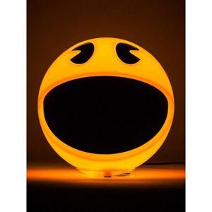 LAMPE A POSER Pac-Man lampe avec effet sonore