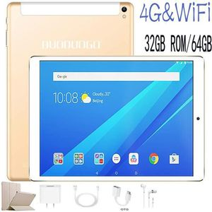 "TABLETTE TACTILE Tablette Tactile 10,1"" HD, 4G/WIFI 3Go RAM + 32Go"