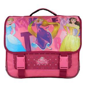 CARTABLE Bagtrotter Cartable 38 Cm Princesses Rose Disney