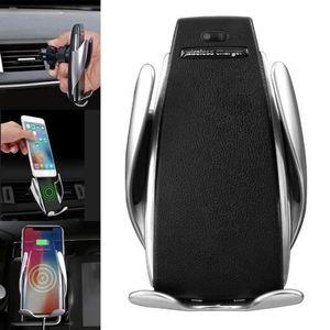 KIT CHARGEUR Chargeur sans fil pour voiture 10W S5 et support d