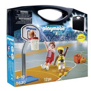 UNIVERS MINIATURE Playmobil 5630 Valisette Basket