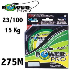 environ 9.07 kg Test 1500 Yd Onyx DK gray 20# environ 1371.60 m Power Pro Super Slick V2 Tressé Ligne de pêche 20 lb