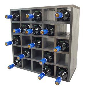 MEUBLE RANGE BOUTEILLE Étagère à bouteilles de vin BACCHUS à compartiment