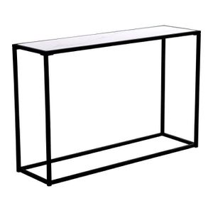 CONSOLE Console Komis en verre et céramique