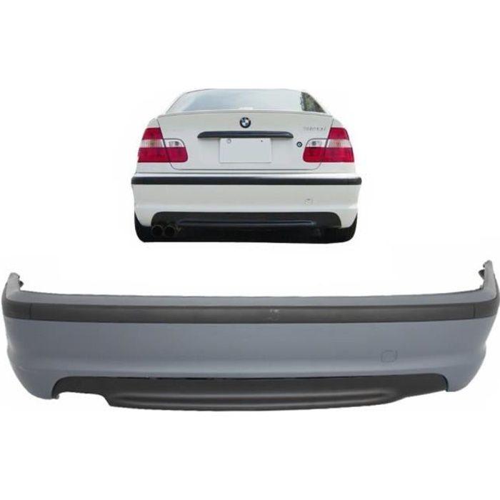 Pare-chocs arrière Pour BMW Série 3 E46 4D Berline (98-04 M-Tech M-Paquet Design
