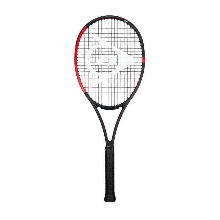 Raquette Dunlop n 19 cx 200+ g4 - noir/rouge - TU