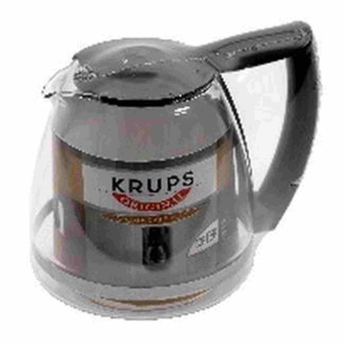 Verseuse noire F536 F538 pour Cafetiere - Expresso KRUPS