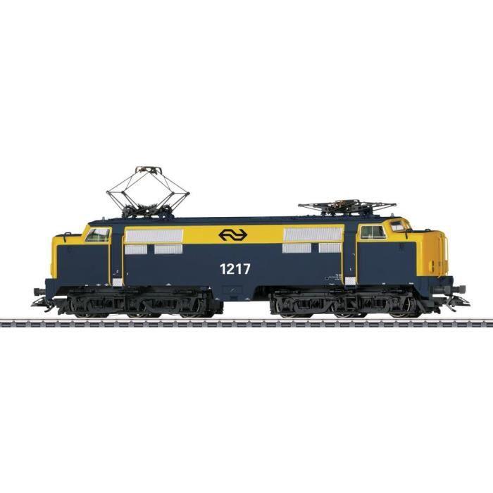 VEHICULE MINIATURE ASSEMBLE - ENGIN TERRESTRE MINIATURE ASSEMBLE - Locomotive électrique H0 Märklin 37130 1 pc(s)