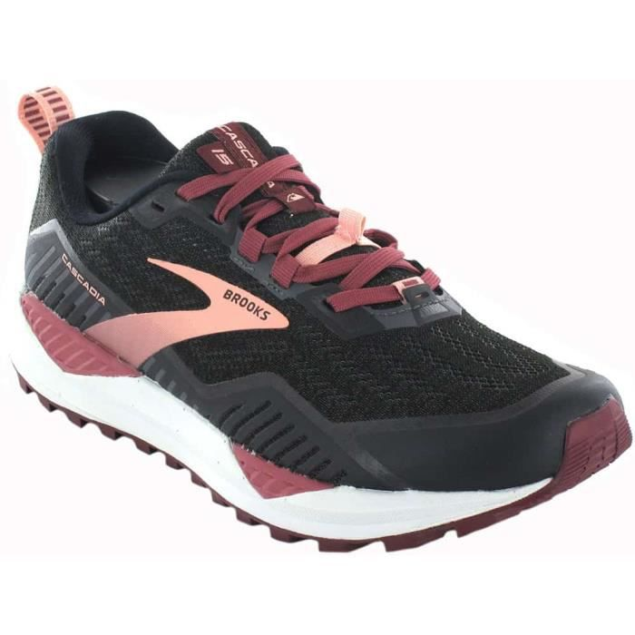 Brooks-Cascadia 15 W Noir