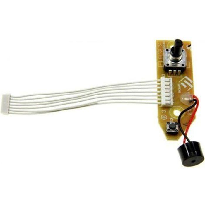 SS-993424. Carte Electronique De Commande Pour PIECES PREPARATION CULINAIRE PETIT ELECTROMENAGER -